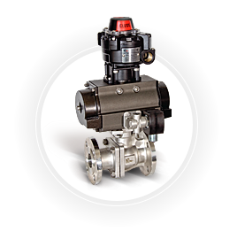 FPS 90D Series Flanged Valves Small Image
